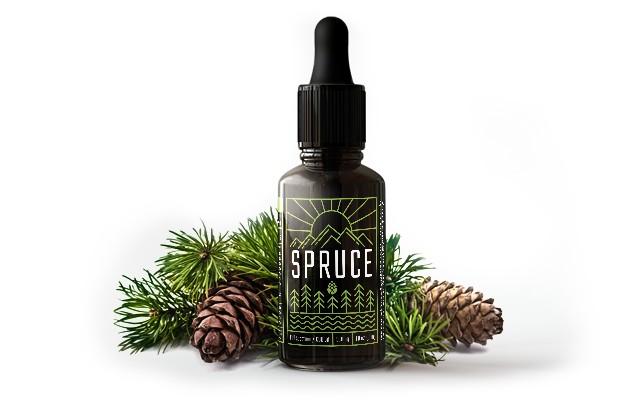 Spruce cbd oil