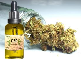 illegally selling CBD products