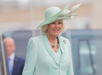 Duchess Camilla Has Heard Good Things About CBD