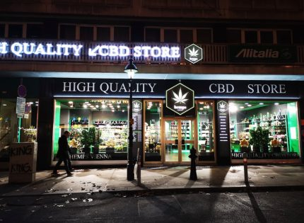 Iowa's CBD Stores Mostly Illegal. Does Law Enforcement Care?