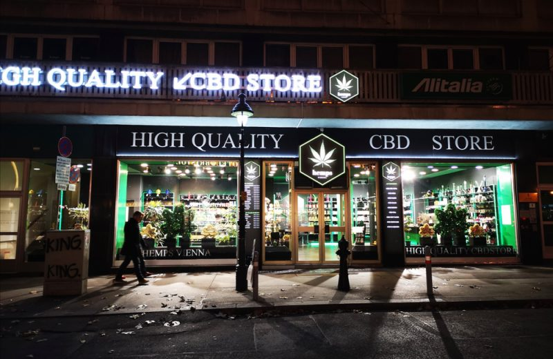 Iowa's CBD Stores Mostly Illegal