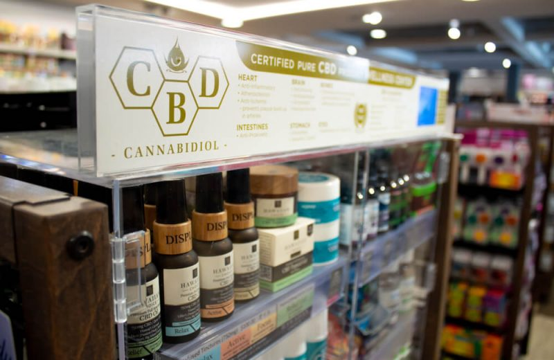 UK CBD products