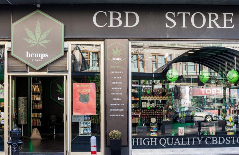 CBD Store Owner Stabbed