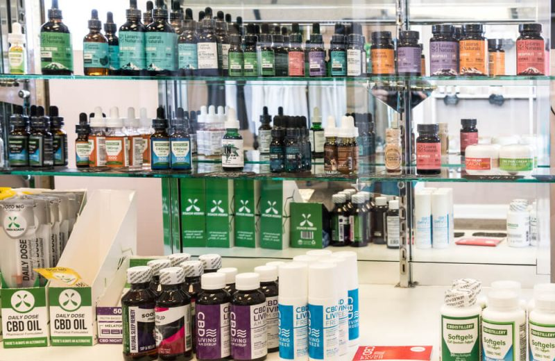 CBD Products in Ireland
