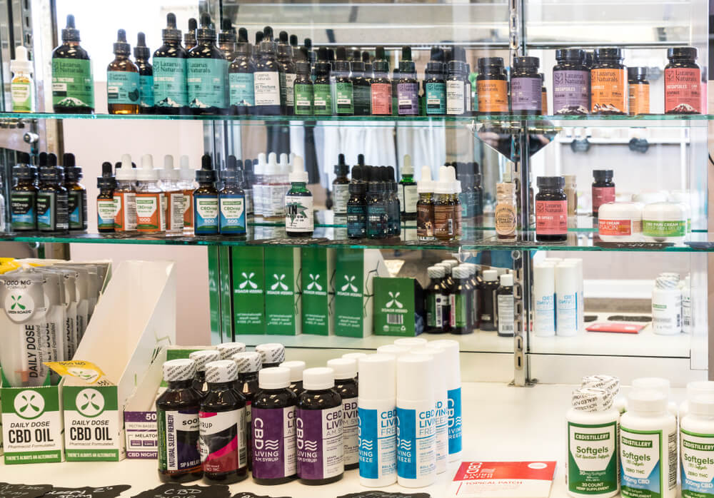38 CBD Products Recalled in Ireland